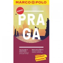 Przewodnik Marco Polo Praga z mapą w etui