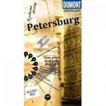 Przewodnik Dumont Petersburg z mapą