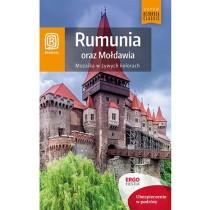 Bezdroża CLASSIC Rumunia oraz Mołdawia Mozaika w żywych kolorach. Wydanie 5