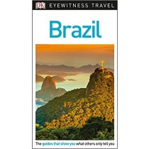 DK Eyewitness Travel Guide Brazil - Brazylia