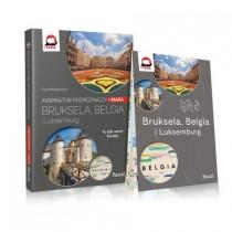 Pascal Inspirator podróżniczy Bruksela Belgia i Luksemburg