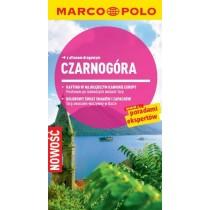 Marco Polo Czarnogóra Przewodnik z atlasem drogowym