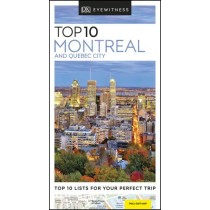 DK Top 10 Montreal and Quebec City