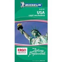 Michelin USA Część wschodnia Zielony przewodnik