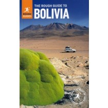 Rough Guide Bolivia - Boliwia
