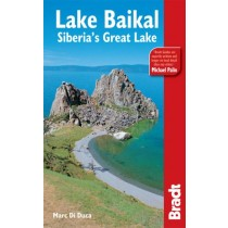 Bajkał Bradt Lake Baikal Siberia's Great Lake