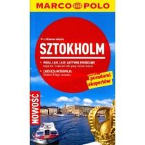 Przewodnik Marco Polo Sztokholm z planem miasta