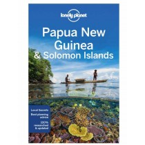 Lonely Planet Papua New Guinea & Solomon Islands - Papua Nowa Gwinea i Wyspy Salomona
