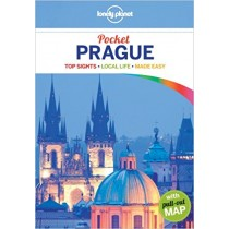 Praga Lonely Planet Pocket Prague Przewodnik
