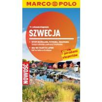 Marco Polo Szwecja Przewodnik z atlasem drogowym