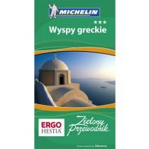 Wyspy Greckie Michelin Zielony Przewodnik + Praga Udany Weekend GRATIS!